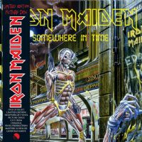 IRON MAIDEN-SOMEWHERE IN TIME (LTD PICTURE DISC)